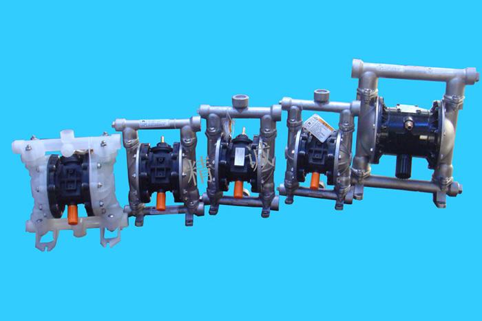 江西气动隔膜泵